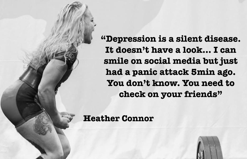 Heather Connor PTSD